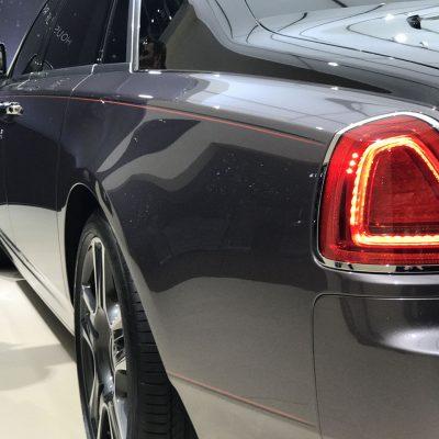 Sun King Diamond Coating for supercars