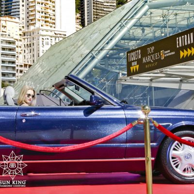Bentley Azure Top Marques Monaco Grimaldi Forum