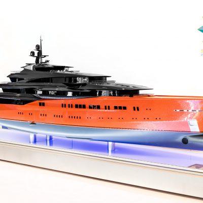 Oceanco's concept Yacht 'Lumen'